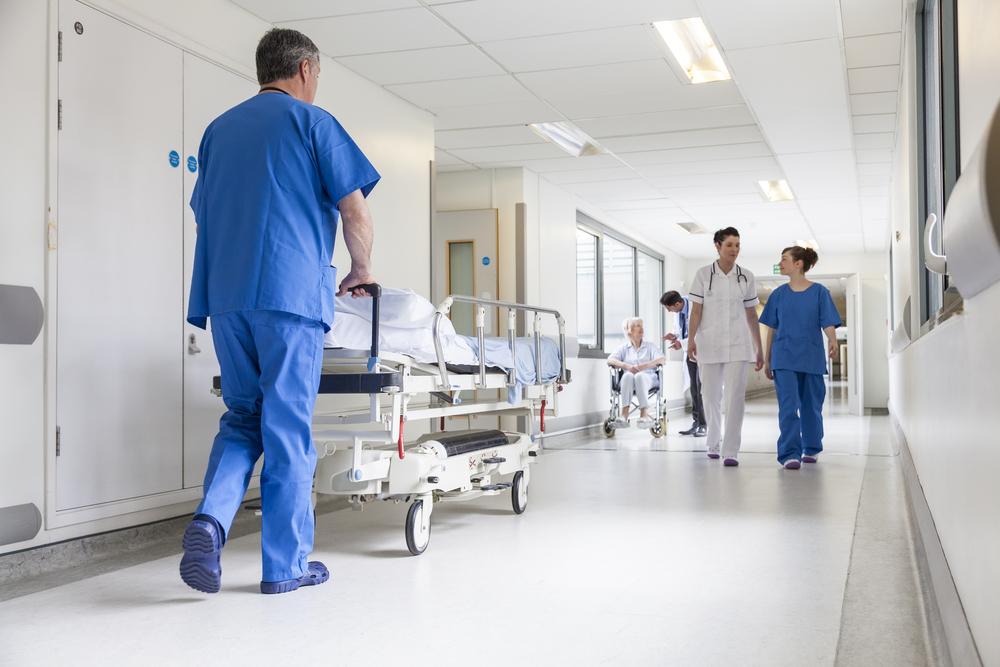 Trabajos de Limpieza en Hospitales
