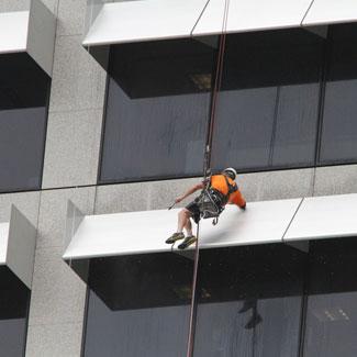 Limpieza técnica de fachadas