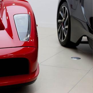 limpieza sector automoción