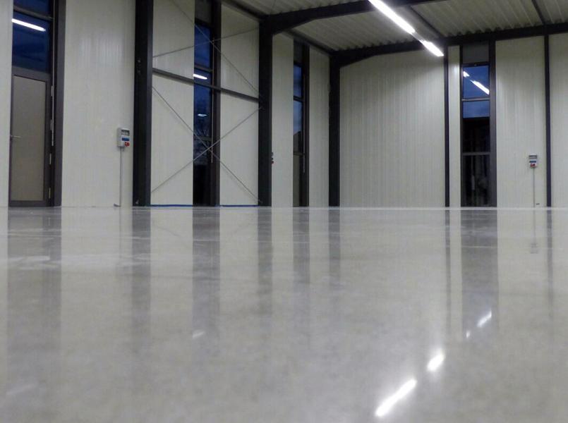 SUPERFLOOR, el mejor pulido para su pavimento de hormigón