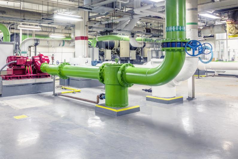 Tratamientos ecológicos en pavimentos industriales