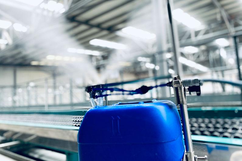 ¿Cómo desinfectar las empresas contra el coronavirus?